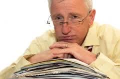 senior paperwork
